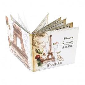 Invitatie Nunta Carticica Paris Var1