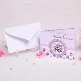 Invitatie Nunta Roses