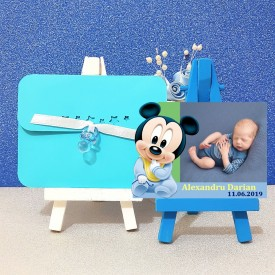 Magnet Contur Mickey Mouse 10
