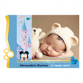 Magnet Contur Mickey Mouse 35