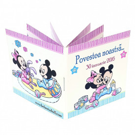 Marturie Gemeni Carticica Mickey-Minnie 3