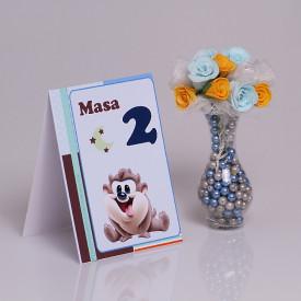 Nr de Masa Botez Tazz