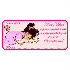 Plic Botez Bebelusa 87