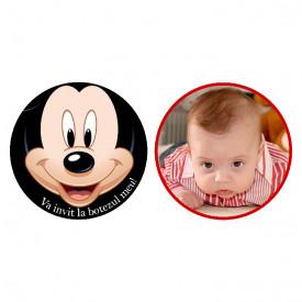 Invitatie Botez Buburuza Disney 10