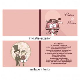 Invitatie Nunta Iubire var 7