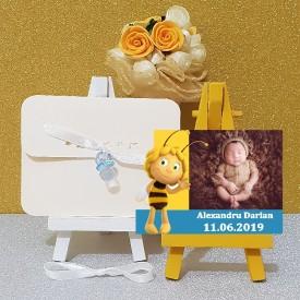 Magnet Contur Albinutul Buclucas 1