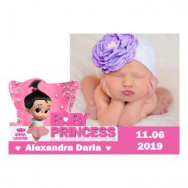 Magnet Contur Baby Princess 1