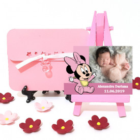 Magnet Contur Minnie Mouse 23