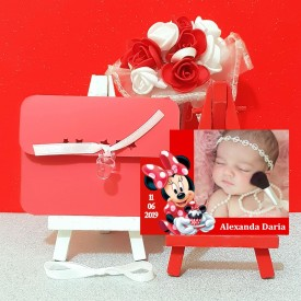 Magnet Contur Minnie Mouse 8