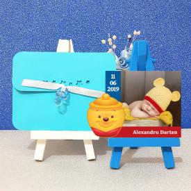 Magnet Contur Winnie The Pooh 12