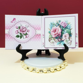 Marturie Nunta Carticica Roses