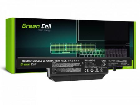 Baterie laptop pentru Clevo W650 W670 / 11,1V 4000mAh