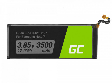 Battery Green Cell EB-BN930ABE for Samsung Galaxy Note 7