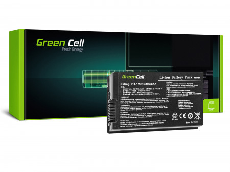 Baterie laptop pentru Asus F50 F80S N60 X60 X61 / 11,1V 4400mAh