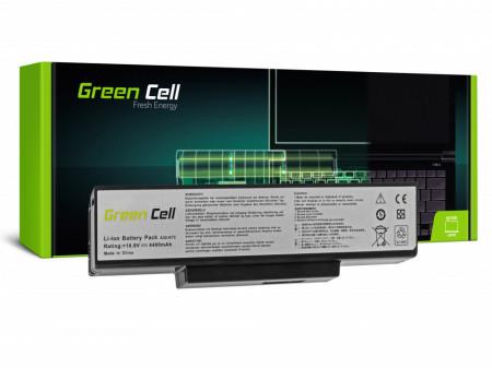 Baterie laptop pentru Asus A32-K72 K72 K73 N71 N73 / 11,1V 4400mAh