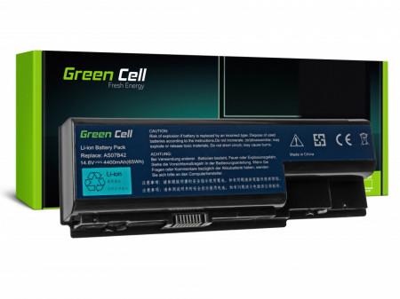Baterie laptop pentru Acer Aspire 5520 AS07B31 AS07B32 / 14,4V 4400mAh
