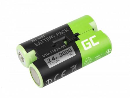 Baterie GPS 010-11874-00 Garmin Astro 430 Oregon 600 700 750T GPSMAP 64 64s Striker 4