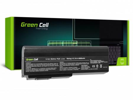 Baterie laptop pentru Asus A32-M50 A32-N61 N43 N53 G50 L50 M50 M60 N61VN / 11,1V 6600mAh