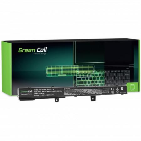 Baterie laptop pentru Asus R508 R556 R509 X551 / 11,25V 2200mAh