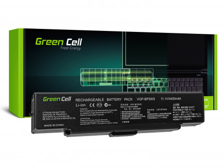 Baterie laptop pentru Sony Vaio VGN-AR570 CTO VGN-AR670 CTO VGN-AR770 (black) / 11,1V 4400mAh