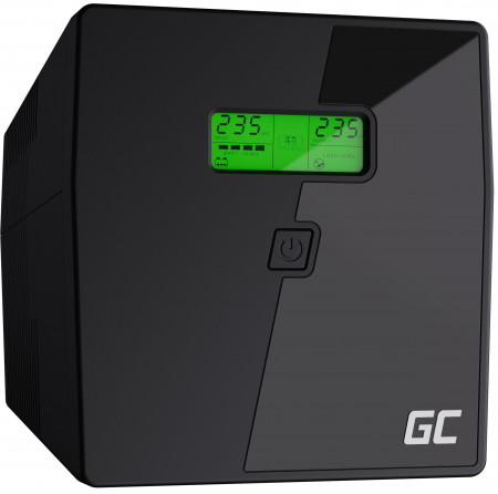 Green Cell ® UPS Microsine 1000VA LCD