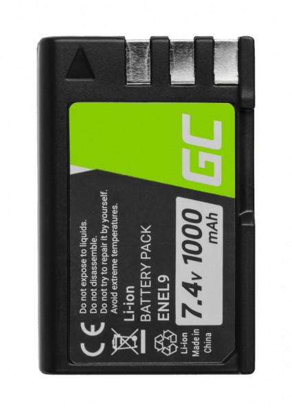 Baterie camera foto pentru Nikon D-SLR D40 D60 D3000 D5000 7.4V