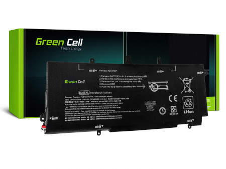 Baterie laptop pentru HP EliteBook Folio 1040 G1 G2 / 11,1V 3100mAh