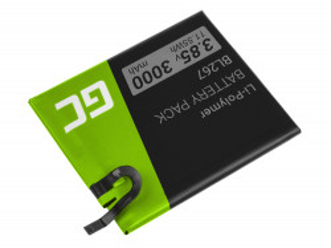 Green Cell Smartphone Battery BL267 Lenovo Vibe K6
