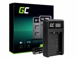 Incarcator BC-W126 Green Cell ® pentru Fujifilm NP-W126, FinePix HS30EXR, HS33EXR, HS50EXR, X-A1, X-A3, X-E1, X-E2, X-M1, X-T1, X-T2