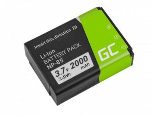 Baterie camera foto NP-85 NP85 pentru FujiFilm FinePix SL300, SL305, SL280, SL260, SL240 3.7V 2000mAh