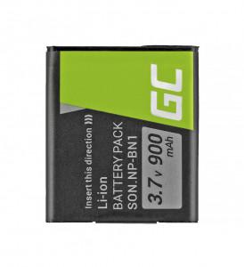 Baterie camera foto pentru NP-BN1 Sony Cyber-Shot DSC-QX10 DSC-QX100 DSC-TF1 DSC-TX10 DSC-W530 DSC-W650 DSC-W800 3.7V 630mAh