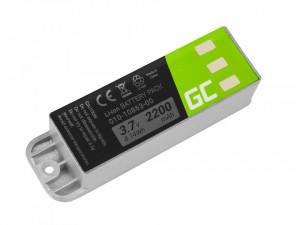Baterie GPS 010-10863-00 Garmin Zumo 400 450 500 Deluxe