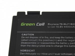 Baterie laptop pentru Asus A32-F82 K40 K50 K60 K70 / 11,1V 4400mAh