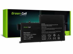 Baterie laptop pentru Dell Inspiron 15 5542 5543 5545 5547 5548 / 11,1V 3400mAh