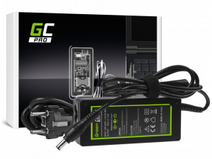 Green Cell PRO Charger AC Adapter for Samsung 60W / 19V 3.16A / 5.5mm-3.0mm