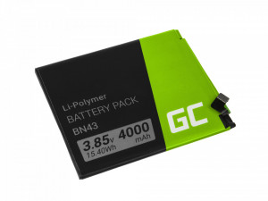 Green Cell Smartphone Battery BN43 for Xiaomi Redmi Note 4X