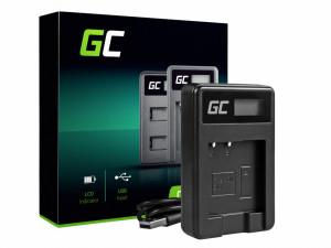 Incarcator BC-CSN Green Cell ® pentru Sony NP-BN1, Cyber-Shot DSC-QX10 DSC-QX100 DSC-TF1 DSC-TX10 DSC-W530 DSC-W650 DSC-W800