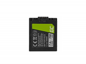 Baterie camera foto DMW-BMA7/CGA-S006 pentru Panasonic DMC FZ35, FZ7, FZ8, FZ18, FZ30, FZ50 7.4V 700mAh