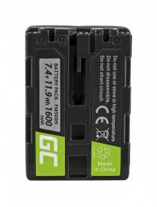 Baterie camera foto pentru NP-FM500H Sony A58, A57, A65, A77, A99, A900, A700, A580, A56,0 A55,0 A850, SLT A99 II 7.4V 1600mAh