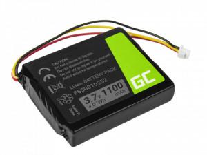 Baterie GPS F650010252 TomTom One V1 V2 V3 XL Europe Regional Rider