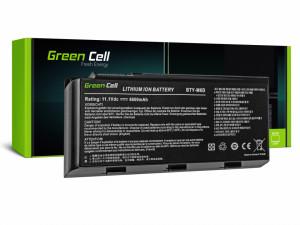 Baterie laptop pentru MSI GT60 GT70 GT660 GT680 GT683 GT780 GT783 GX660 GX680 GX780 / 11,1V 6600mAh