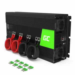 Invertor auto 12V la 220V, 3000W/6000W