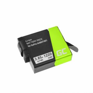 Baterie camera foto AHDBT-501 AABAT-001 pentru GoPro HD HERO5 HERO6 HERO7 Black 3.85V 1220mAh