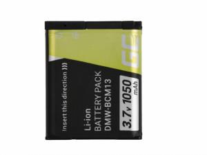 Baterie camera foto digitala pentru Panasonic Lumix DMC-FT5 DMC-TS5 DMC-TZ40 DMC-TZ60 DMC-ZS30 DMC-ZS40 DMC-ZS50 3.7V 1050mAh