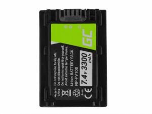 Baterie camera foto digitala pentru Sony DCR-DVD506E DCR-DVD510E HDR-CX116E HDR-CX130 HDR-CX155E HDR-UX9E 7.4V 3300mAh