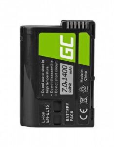 Baterie camera foto pentru EN-EL15 ® Nikon D850, D810, D800, D750, D7500, D7200, D7100, D610, D600 7.0V 1400mAh
