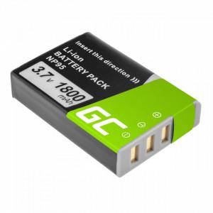 Baterie camera foto pentru NP-95 Fujifilm Finepix X30 X70 X-S1 X100s X100 X100T F30 F31 3.7V 1500mAh