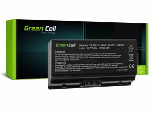 Baterie laptop pentru Toshiba Satellite L40 L45 L401 L402 PA3591U-1BRS / 14,4V 2200mAh
