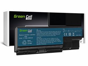 Baterie laptop seria PRO pentru Acer Aspire 5520 AS07B31 AS07B32 / 11,1V 5200mAh