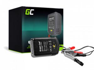 Green Cell Charger for accumulators 2V / 6V / 12V (0.6A)